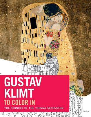 Klimt: The coloring book Cover Image