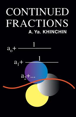 Continued Fractions (Dover Books on Mathematics) Cover Image