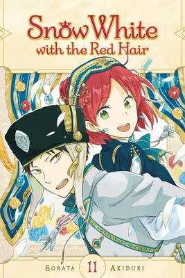 Snow White with the Red Hair, Vol. 11 Cover Image