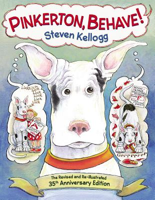 Cover for Pinkerton, Behave!