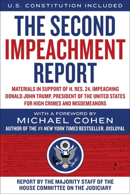Cover for The Second Impeachment Report