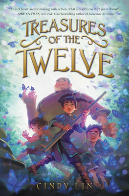 Treasures of the Twelve Cover Image