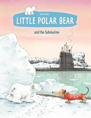 Little Polar Bear and the Submarine Cover
