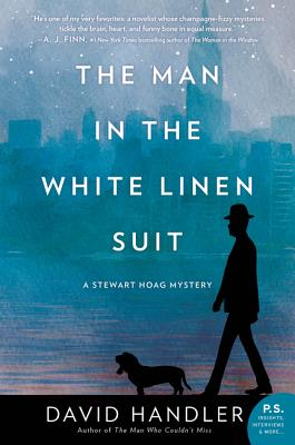 The Man in the White Linen Suit: A Stewart Hoag Mystery (Stewart Hoag Mysteries #11) Cover Image