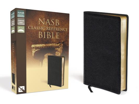 Classic Reference Bible-NASB Cover Image
