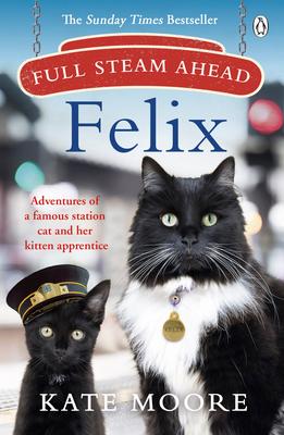 Full Steam Ahead, Felix! Cover Image
