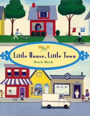 Little House, Little Town Cover