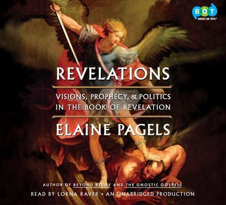 Revelations (Lib)(CD) Cover Image