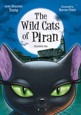 Cover for The Wild Cats of Piran