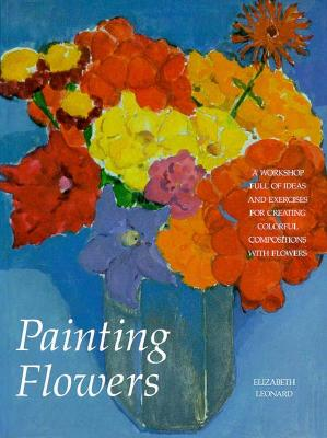 Painting Flowers Cover Image