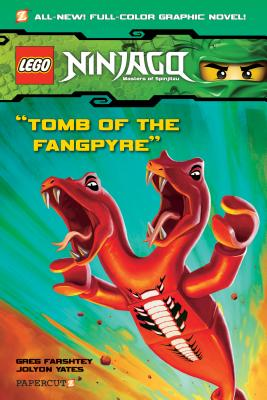 Tomb of the Fangpyre Cover
