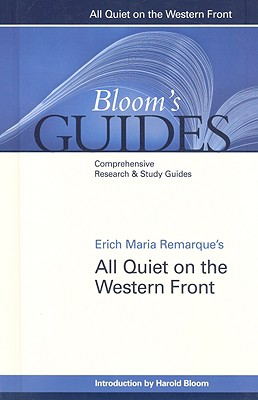 All Quiet on the Western Front (Bloom's Guides) Cover Image