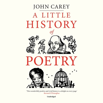Cover for A Little History of Poetry (Little Histories)