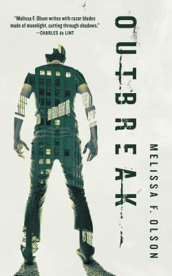 Outbreak: A Nightshades Novel Cover Image