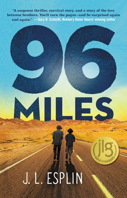 96 Miles (The Kharkanas Trilogy #6) Cover Image
