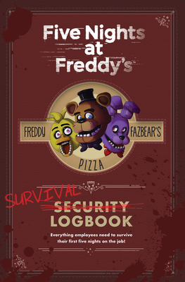 Survival Logbook (Five Nights at Freddy's) Cover Image