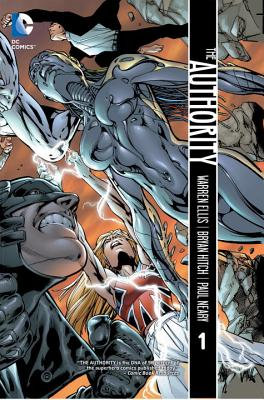 The Authority Cover