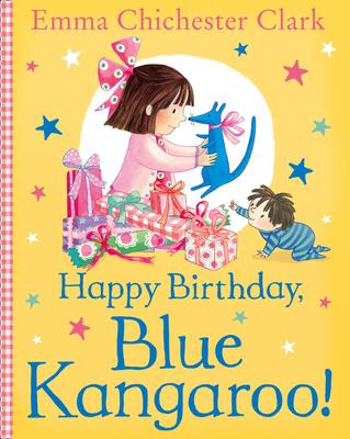 Happy Birthday, Blue Kangaroo! Cover Image