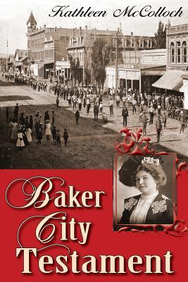 Baker City Testament Cover Image