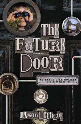 The Future Door Cover