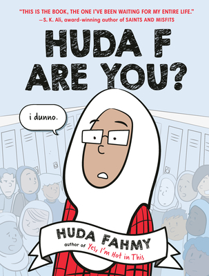 Huda F Are You? Cover Image