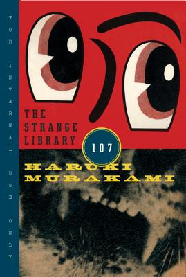 The Strange Library Cover Image