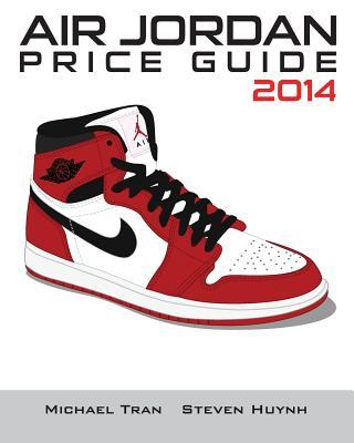 Air Jordan Price Guide 2014 (Color) Cover Image