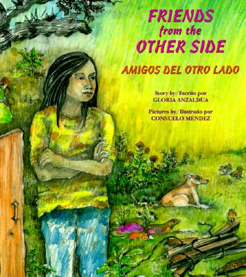 Amigos del Otro Lado / Friends From The Other Side Cover