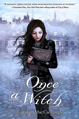 Once a Witch Cover Image
