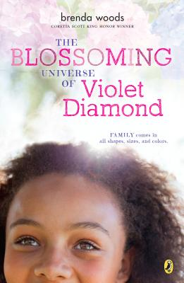 The Blossoming Universe of Violet Diamond Cover Image