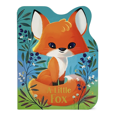 A Little Fox Cover Image