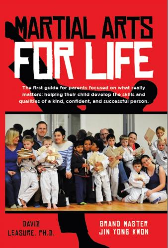 Martial Arts for Life Cover Image