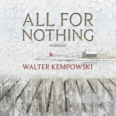 All for Nothing Cover Image