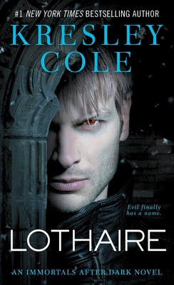 Lothaire (Immortals After Dark #12) Cover Image