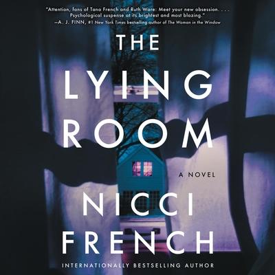 The Lying Room Lib/E Cover Image
