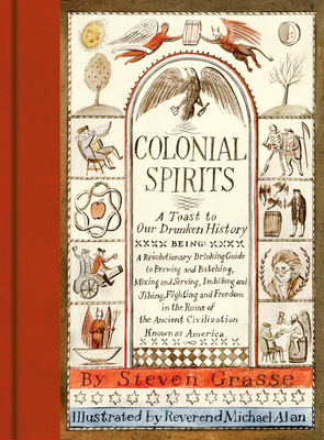 Colonial Spirits Cover