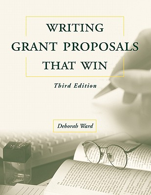 Writing Grant Proposals That Win, Third Edition Cover Image