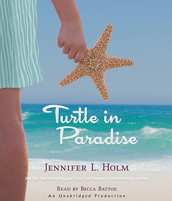 Turtle in Paradise Cover Image