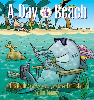 A Day at the Beach: The Ninth Sherman's Lagoon Collection (Sherman's Lagoon Collections #9) Cover Image