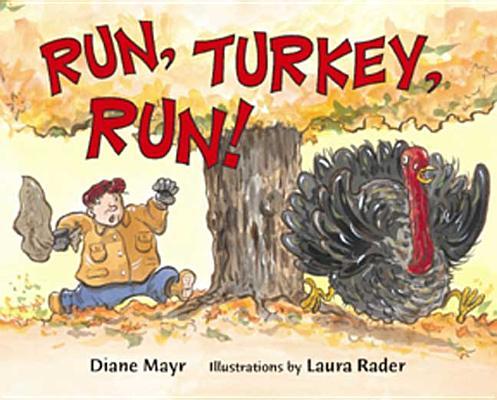 Run, Turkey, Run! Cover