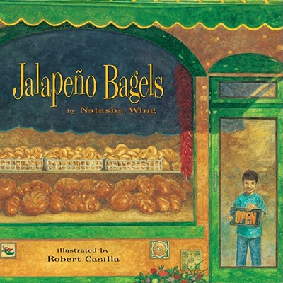 Jalapeno Bagels Cover