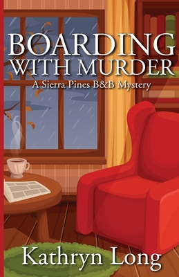 Boarding with Murder Cover Image