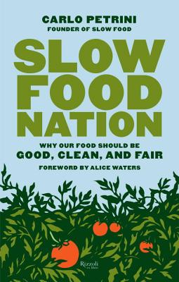 Cover for Slow Food Nation
