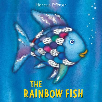 The Rainbow Fish Cloth Book Cover Image