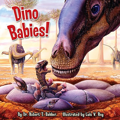 Dino Babies! Cover