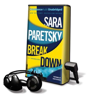 Breakdown (Playaway Adult Fiction) Cover Image