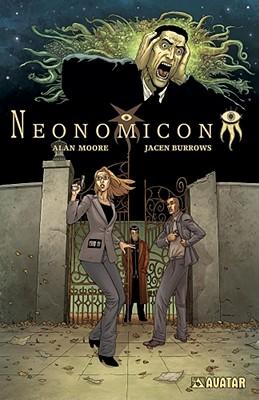 Alan Moore's Neonomicon Cover