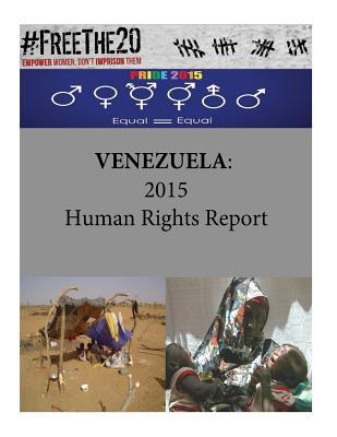 Venezuela: 2015 Human Rights Report Cover Image