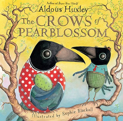 The Crows of Pearblossom Cover