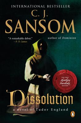 Dissolution: A Matthew Shardlake Tudor Mystery Cover Image